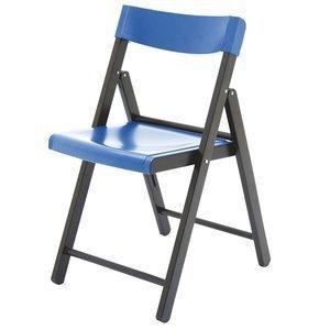 Cadeira Tramontina Potenza Tabaco/Azul