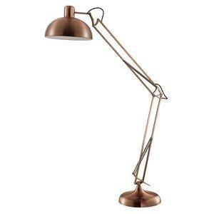 Luminária de Chão Articulada Mart Collection Cobre Antique