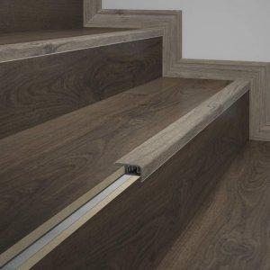 Frontal de Escada Eucafloor Tecno 2cmx4cm Amadeirado Canela