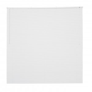 Persiana PVC 25mm Isadora Design 1,30mx1,40m Branco