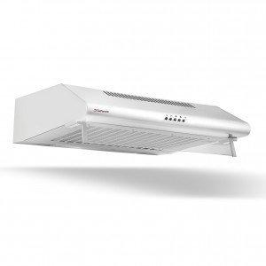 Depurador Luxo Safanelli 60cm 127V Depurador Sobrepor Branco Safanelli Branco