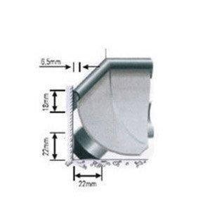Arremate de Rodapé Tarkett 6,5mm x 18mm (ML) 764