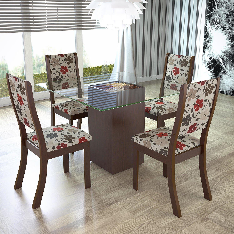 cadeiras modernas para sala de jantar Loja de Móveis e #62443A 1500x1500