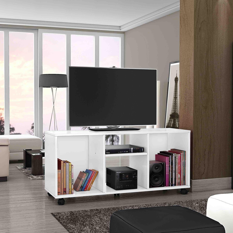 Rack Aruba Móveis Bechara Branco R$ 129 90 em Mercado Livre #814063 1500x1500